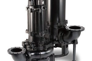 Máy bơm chìm nước thải có ống xả lớn hiệu suất cao