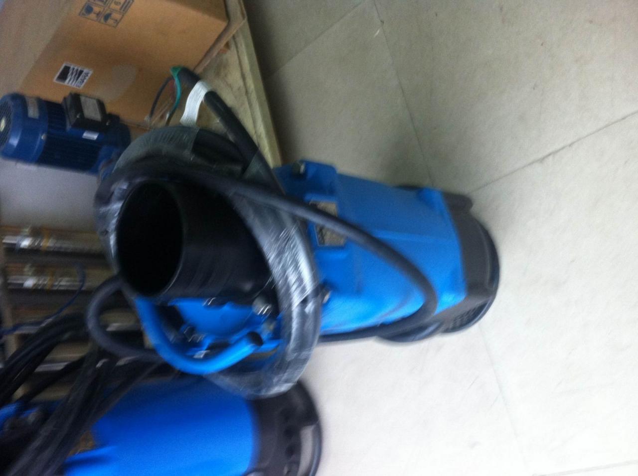 máy bơm nước thải công nghiệp tsurumi