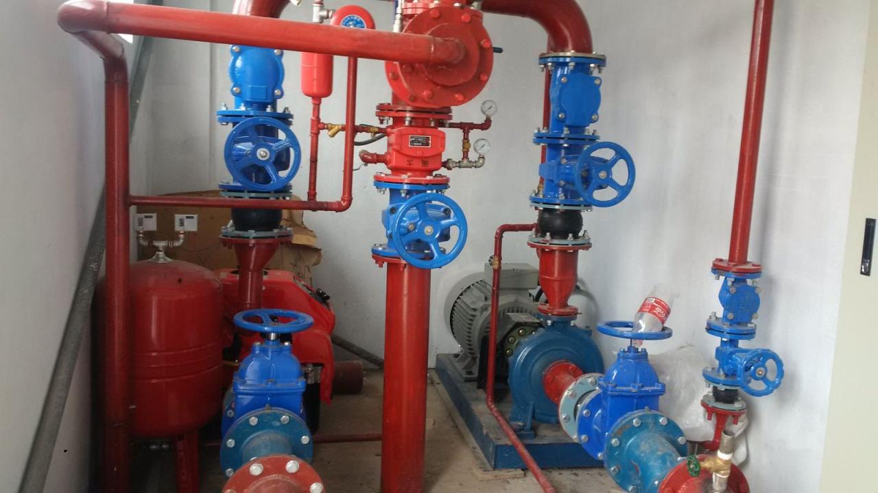 Tính đường ống nước