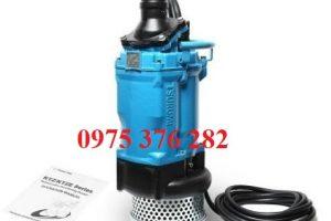 Lựa chọn máy bơm chìm phù hợp cho bơm nước thải xây dựng
