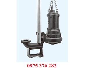 Bơm nước thải Tsurumi 150B43.7 ( 3,7kw ) 240m3/h