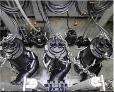 Máy bơm chìm Tsurumi 300BZ630 công suất 30KW