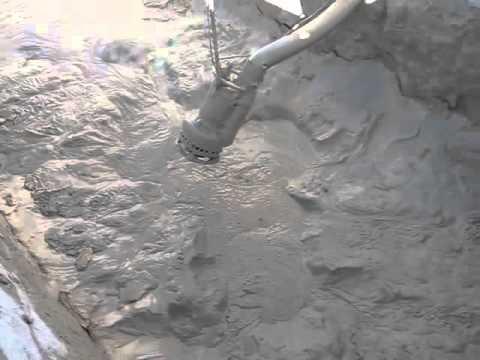 Máy bơm hút bùn KRS2-100