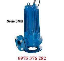 Bơm chìm nước thải Italy SMG750T