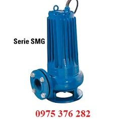 Bơm chìm nước thải Italy SMG550T