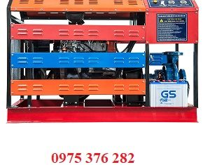 Bơm PCCC động cơ Diesel MA80-200A  (37kw)