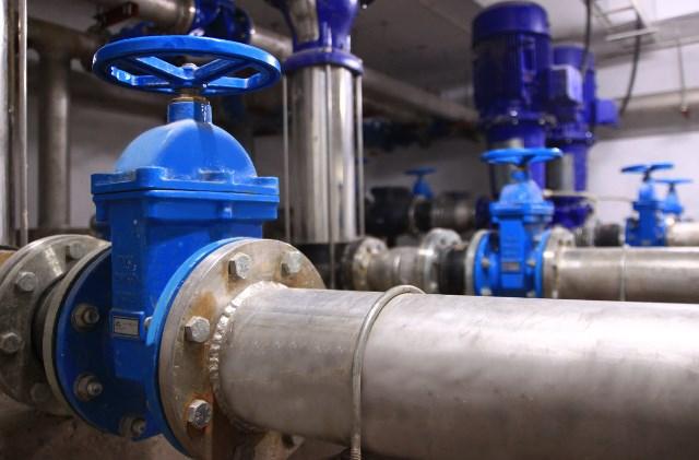 đường ống dẫn nước công nghiệp