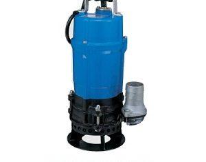 Bơm bùn nước thải Tsurumi HSD2.55S