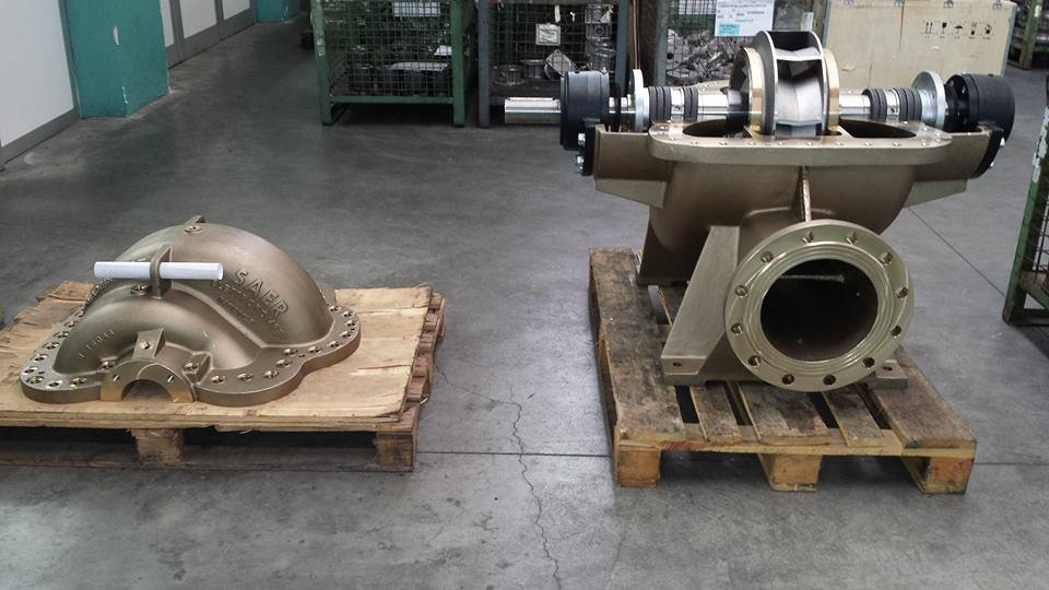 máy bơm nước công nghiệp