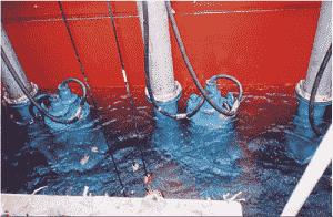 Máy bơm thả chìm Tsurumi GSZ2-55-4