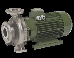 Bơm cấp nước saer IR40 - 160NB/A