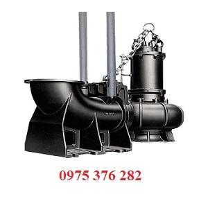 Máy bơm chìm khai thác nước thô 500-1000m3/h