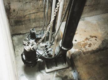 máy bơm tsurumi dòng B
